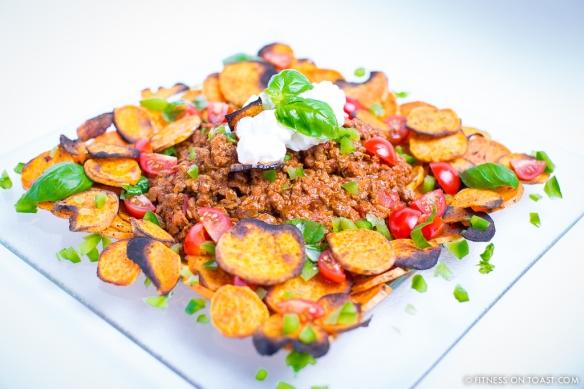 Quorn Chilli Con Carne >> My Chilli Con Quorn E Recipe Fitness On Toast Com
