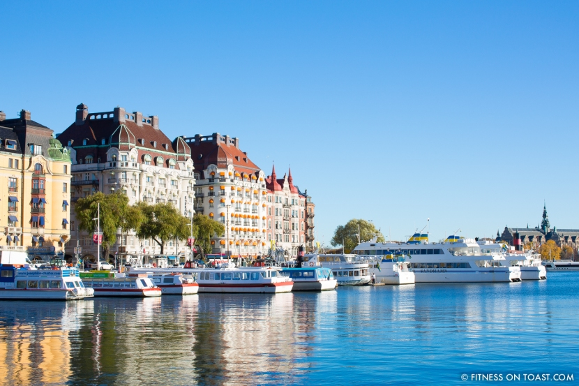 Stockholm s grand escape fitness on for Small luxury hotel 7 little words