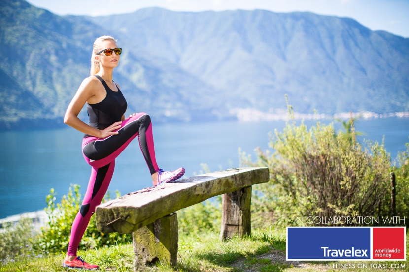 Fitness On Toast Faya Blog Lucas Hugh Clothes Workout Fashion OOTD Tremezzo Italy Luxury Travel Hotel Grand Lake Como Blogger - MAIN