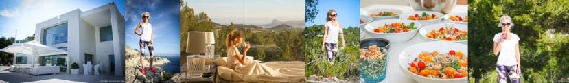 Fitness On Toast Faya Blog Girl Healthy Ibiza Balearic Bootcamp Holiday Active Travel Luxury Retreat Detox HIKE COMPILATION