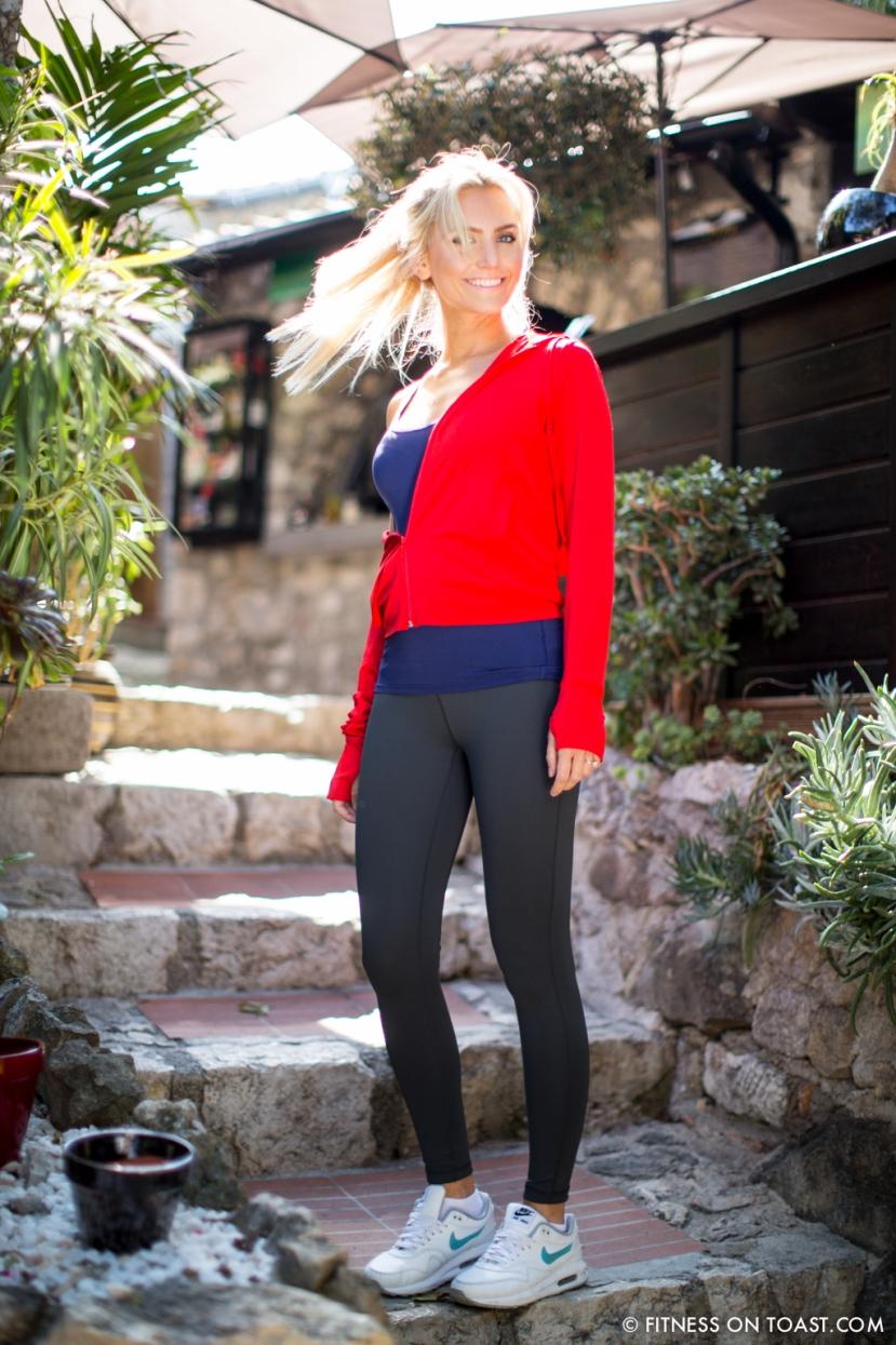 1bdb9ec233 ... Fitness On Toast Faya Blog Girl Healthy Nutrition Workout Yoga Class  Lifestyle Session Madeleine Shaw Uniqlo ...