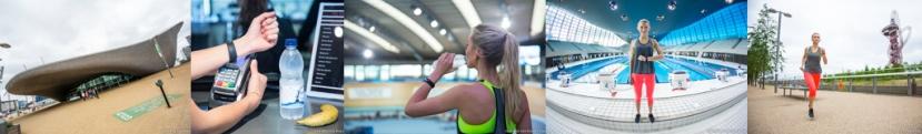 Fitness On Toast Faya Blog Girl Healthy Jog Olympic Park Wagamama Nutrition BPay Barclays London Olympics 2012 Health Stratford- COMPILATION