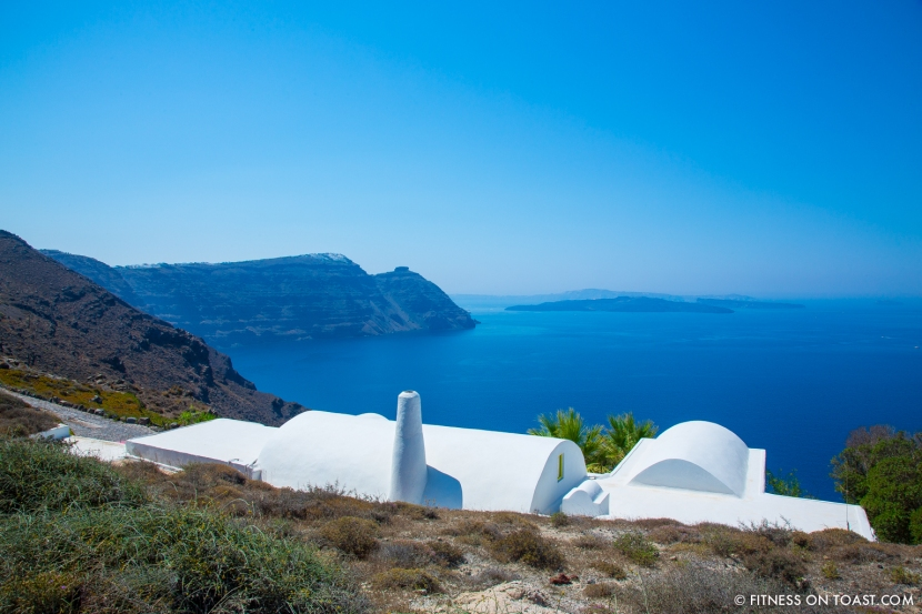Fitness On Toast Faya Blog Healthy Workout Travel Active Escape H&M Hennes HMSport Fashion Santorini Greece Outfit OOTD-13