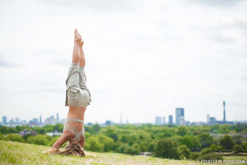 Fitness On Toast Faya Blog Girl Healthy Workout Yoga Lifestyle Fashion OOTD House of Dharma Kayleigh Carrie Bali Clothes Bohemian Look Primrose Hill London-16