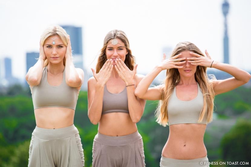 Fitness On Toast Faya Blog Girl Healthy Workout Yoga Lifestyle Fashion OOTD House of Dharma Kayleigh Carrie Bali Clothes Bohemian Look Primrose Hill London Kayleigh-2