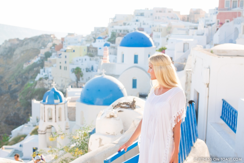 Fitness On Toast Faya healthy blog girl Katikies Hotel Travel Active Escape Luxury Holiday Fit Workout Health Retreat Detox Greece Santorini Tourism LHW-56