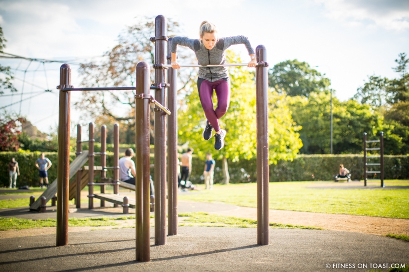 Fitness On Toast Faya Workout Girl Pull Up Pullups Chin Up Bar Bodyweight Cheap Exercise Blog Routine Idea-6