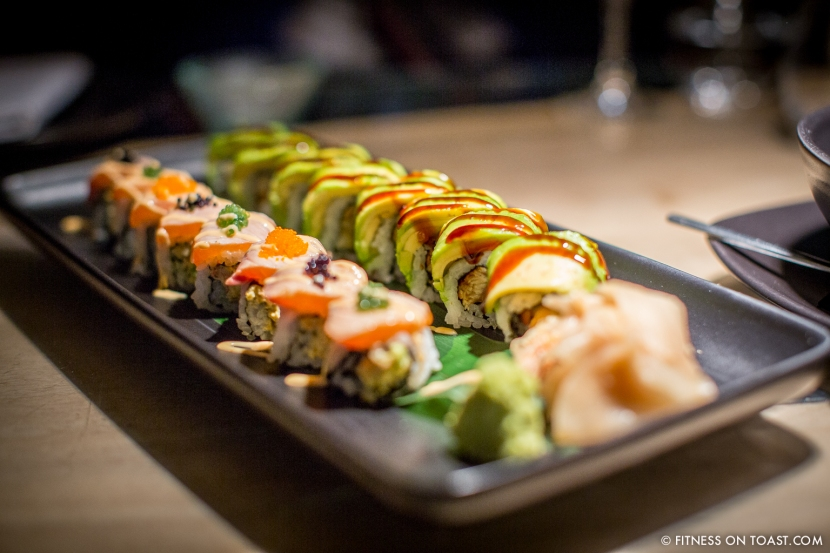 Fitness On Toast Faya Blog Girl Healthy Recipe Sushi Masterclass Uni Restaurant London Belgravia Japanese Health Food Lean Protein-3