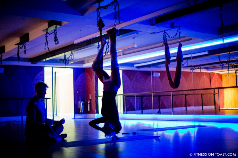 Fitness On Toast Faya Blog Healthy Exercise Natural Organic Product YesTo Yes To Antigravity Yoga Virgin Active Mind Body-11